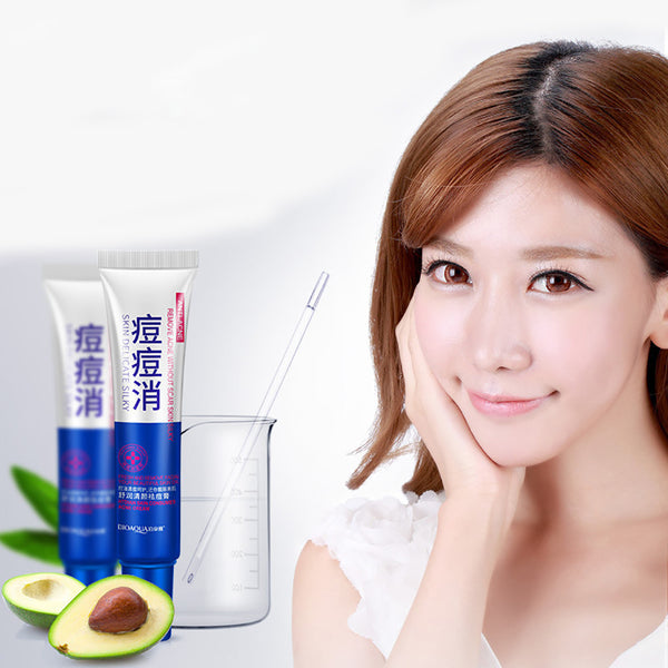 Effective Face Skin Care Cream Acne Spots Scar Removal Blemish Marks Treatment