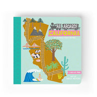 All Aboard California Book