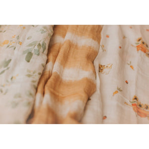 ellis muslin swaddle the garcia diaries collection