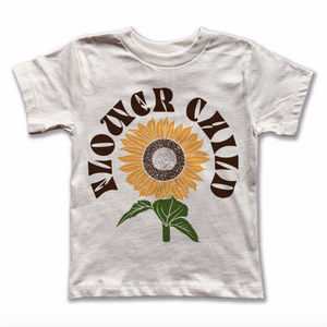 Load image into Gallery viewer, flower child vintage tee