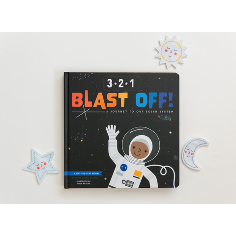 3 2 1 blast off ! a journey to our solar system book