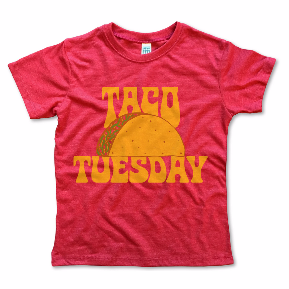 Load image into Gallery viewer, taco tuesday vintage tee