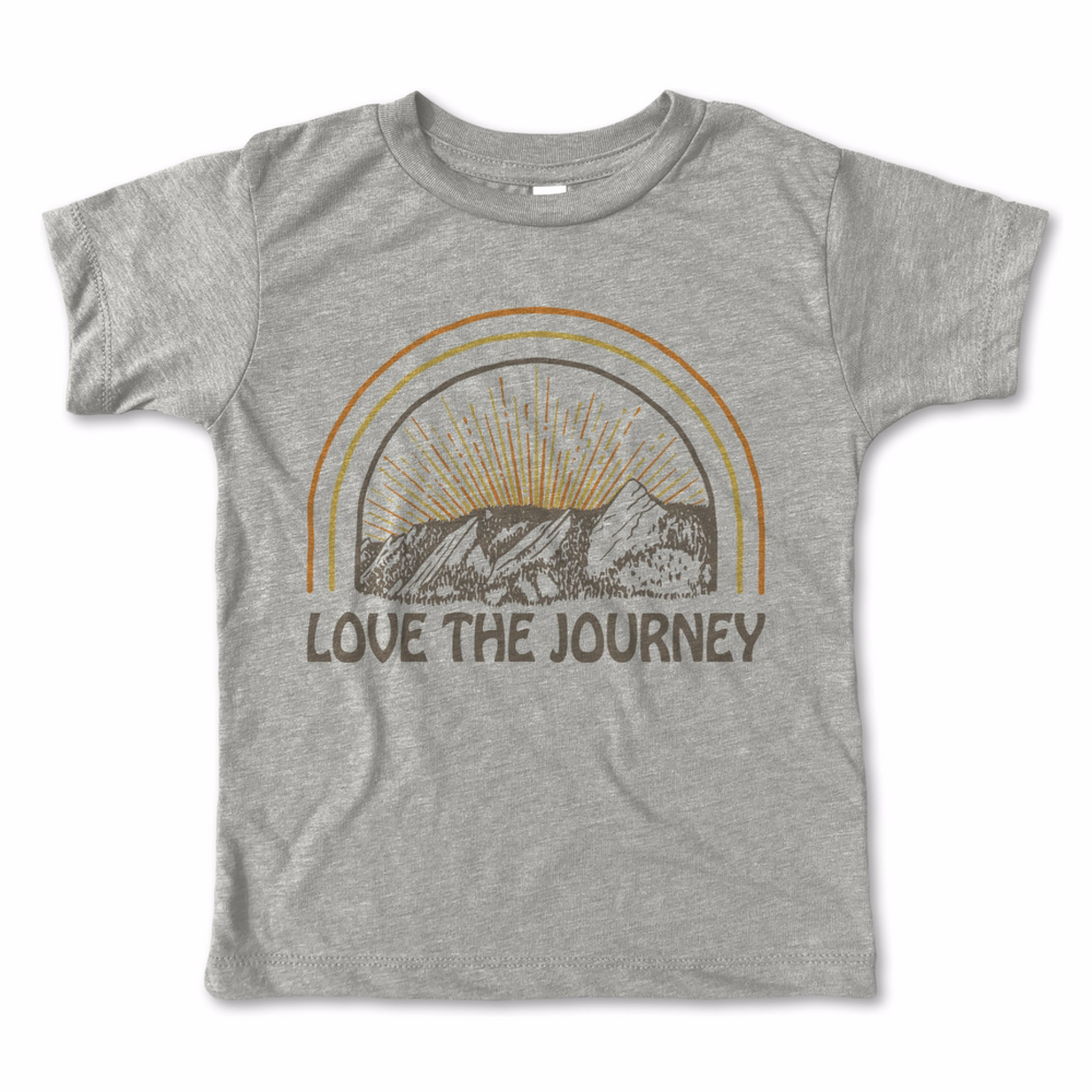 Load image into Gallery viewer, love the journey vintage tee