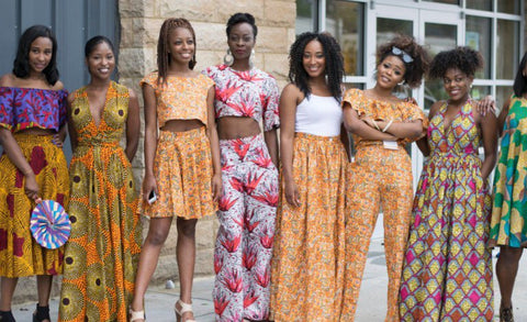 How To Style Your African Print Clothing