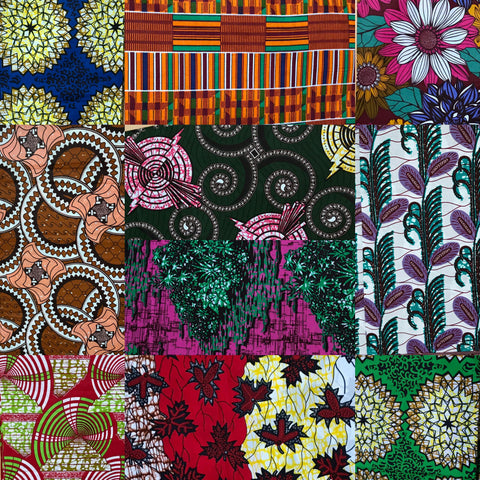 How to Care for Your African Print Clothing
