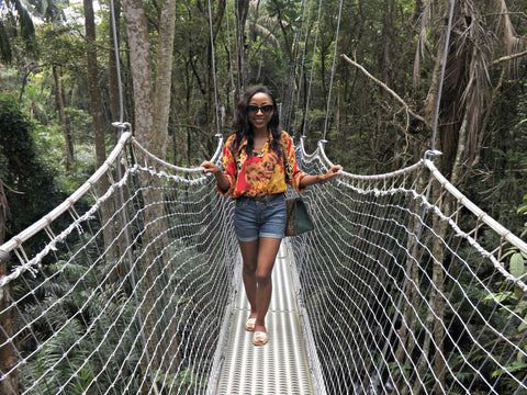 Enjoy The View At Lekki Conservation Centre