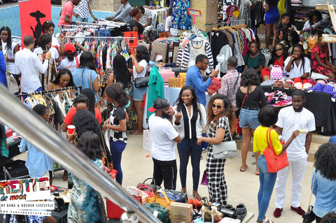 Enjoy Varieties and Discounts At Yard Sales & Market Pop-ups