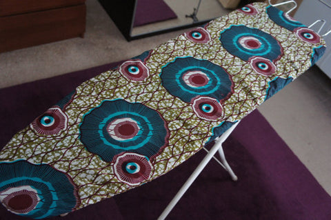 African Prints Ironing - Ankarage