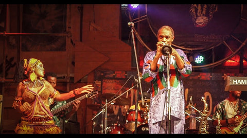 Enjoy Afrobeat At The New Afrika Shrine