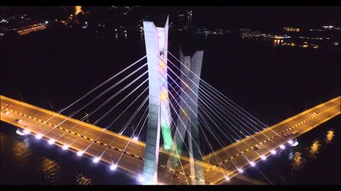 Lekki-Ikoyi Link Bridge https://www.youtube.com/watch?v=A1OCt7CDmeU