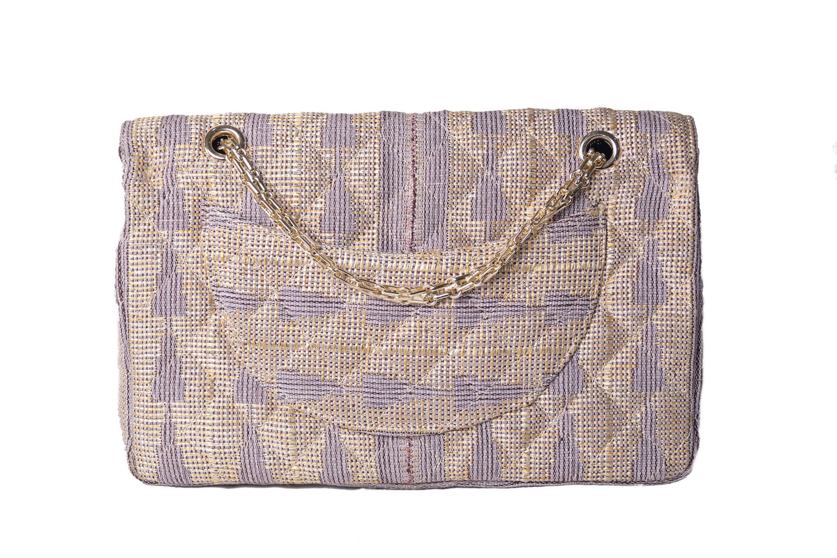 Ankarage Women quilted purse with buckle
