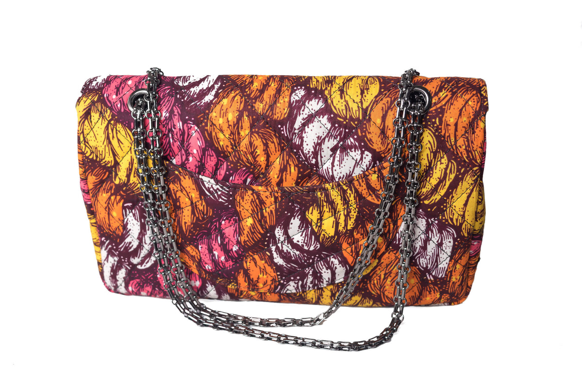 Ankarage Women quilted flap purse