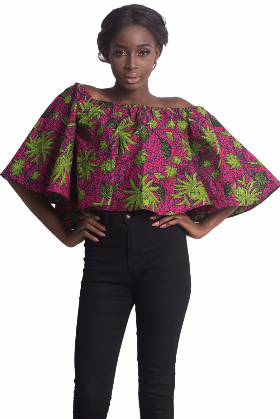 Isi Off Shoulder Top