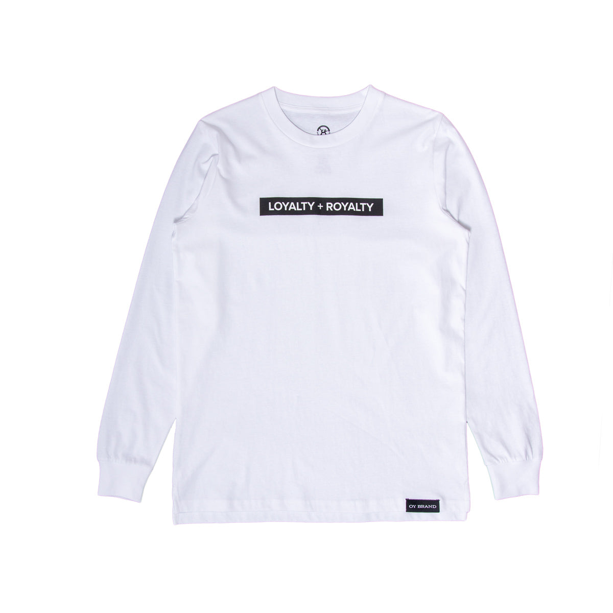 Long Sleeve Loyalty Tee