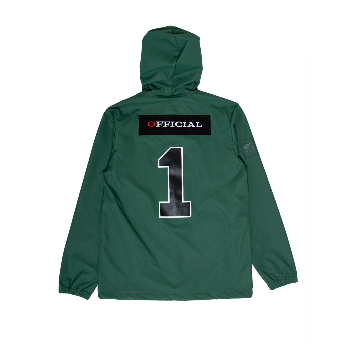 Official Green Rain Jacket