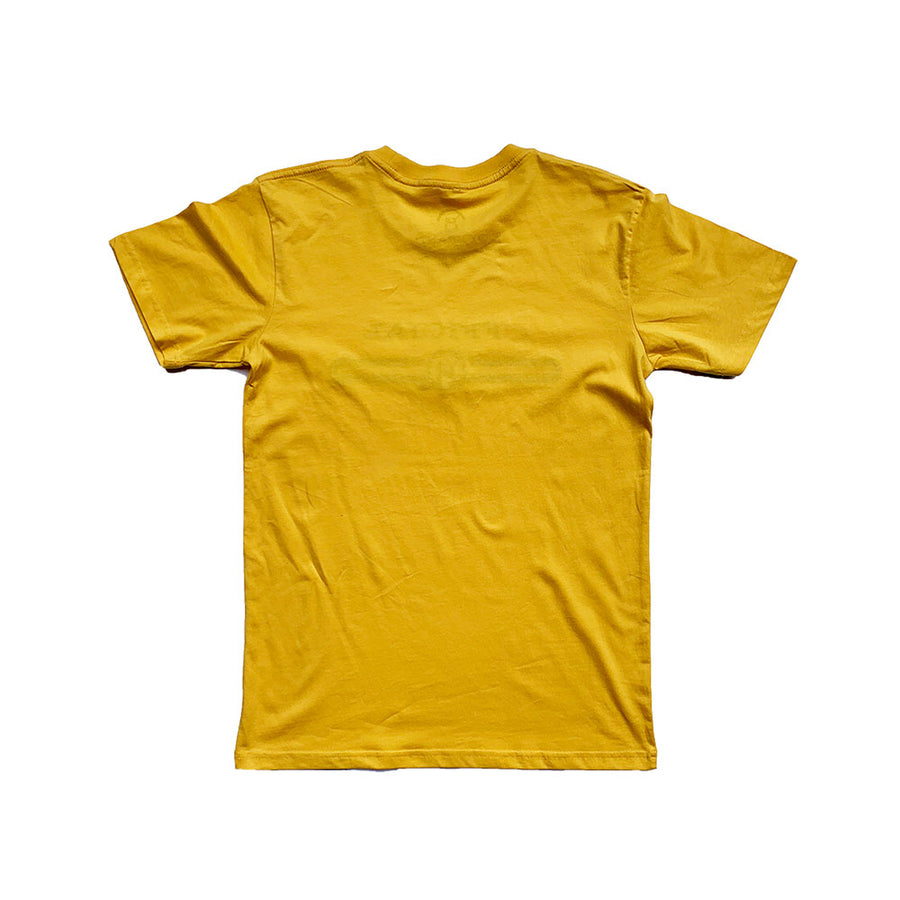 Gold Official Wing span tee