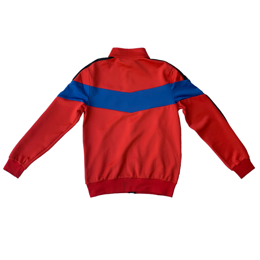 Sport Life Track Jacket Red