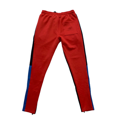 Official Track Pants Red
