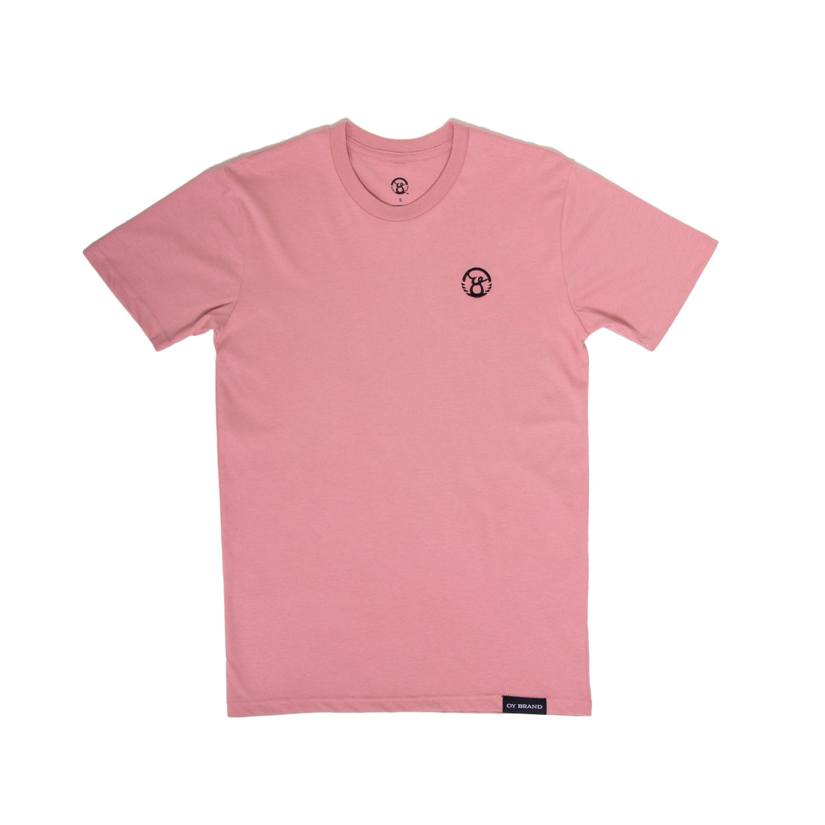 Classic Rose Gold Short Sleeve