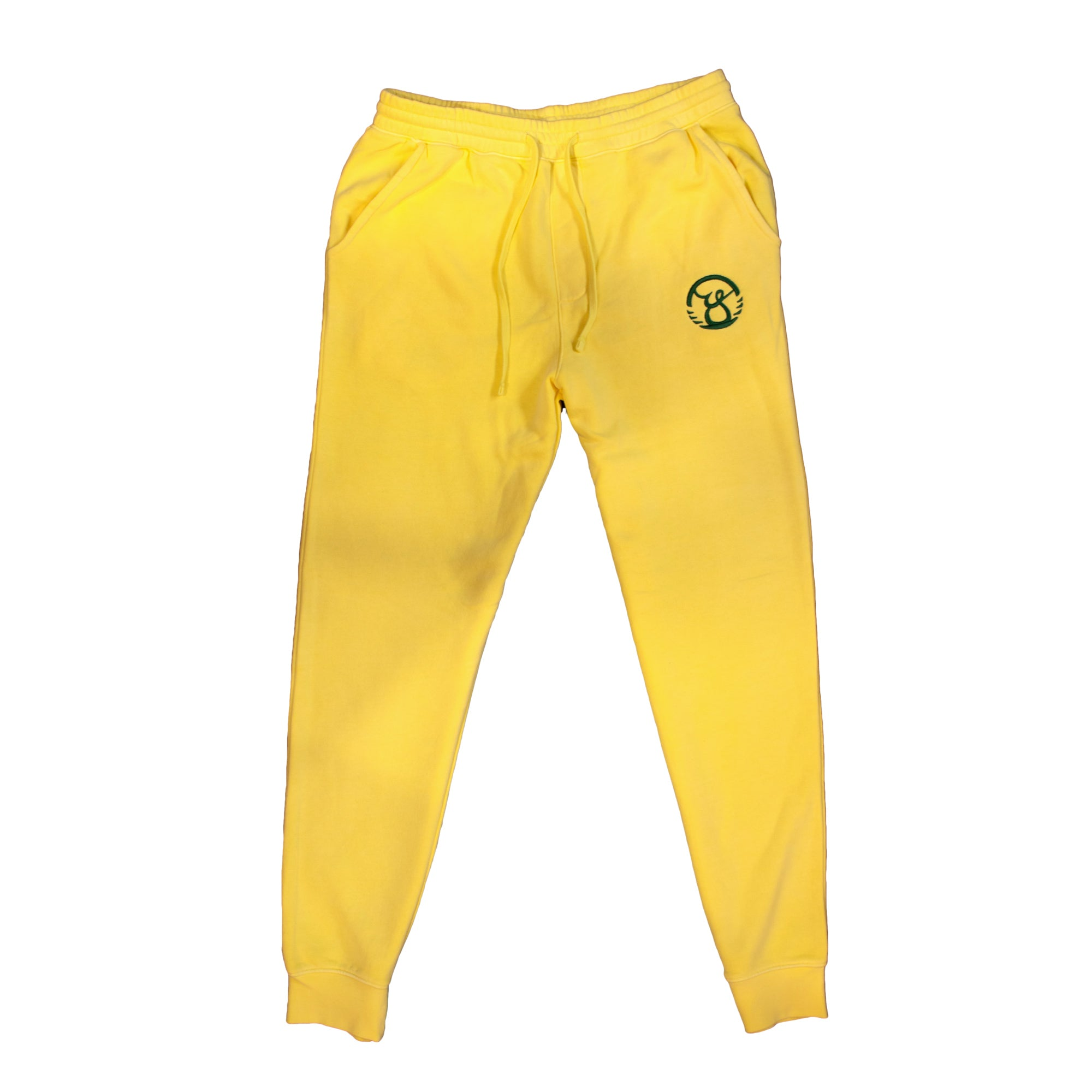 Official Crew Yellow Jogger Set.