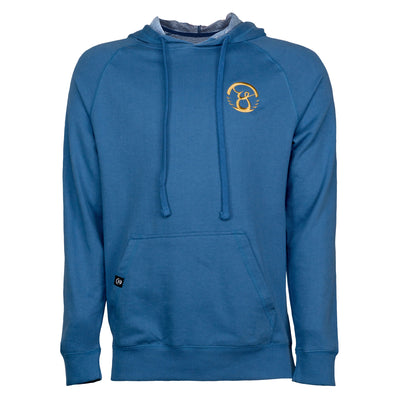 OY Classic Boujee Blue Hoodie
