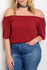 Sheila Off Shoulder Top