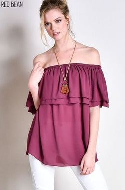 Ophelia Off Shoulder Top