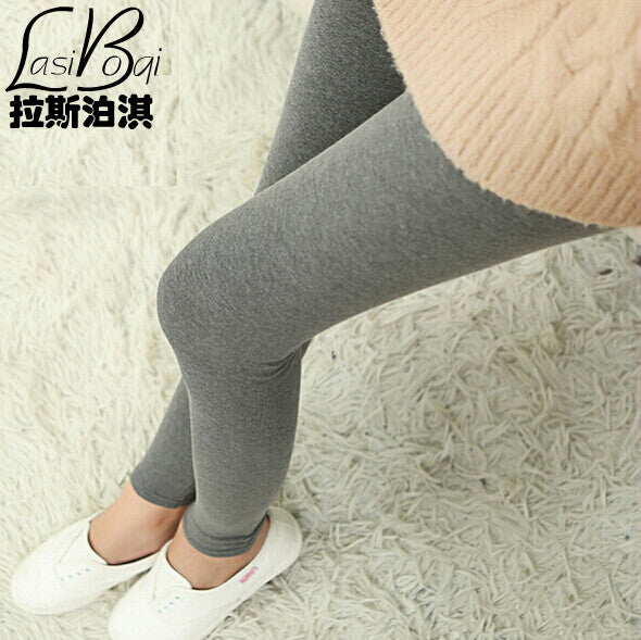 Fashion Sexy Brands Women's Big Underwearw Large Casual Cotton Solid Color Plus Size Thin Large Leggings Pants Fat - On Trends Avenue