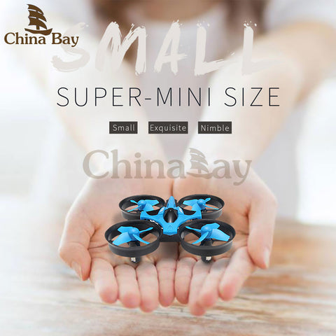 Mini Drone 6 Axis RC Micro Quadcopters With Headless Mode - On Trends Avenue