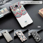 Fashion Painted Pattern TPU Silicone Soft sFor LG Nexus 5X Case For LG Nexus 5X Cell Phone Case Cover MC001 - On Trends Avenue