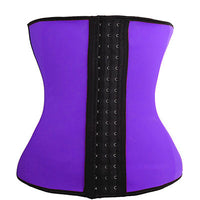 Fashion Latex Waist Cincher Steel Boned Waist Trainer Corset Underwear Slimming Shaper Bodysuit Trainer Exercise Corset - On Trends Avenue