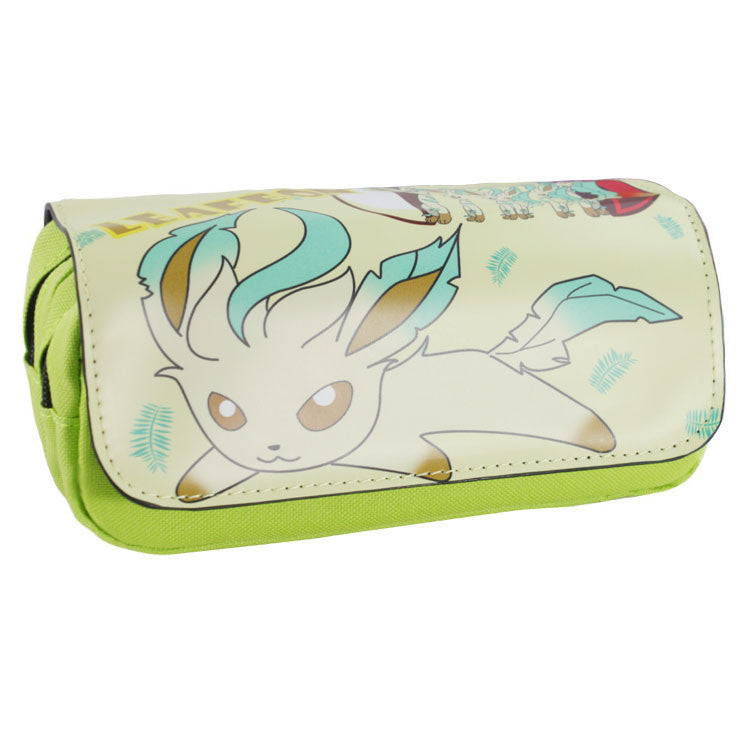 Cartoon Pencil Pen Case Gravity s Totoro Dragon Ball Zelda Adventure Time Cosmetic Makeup Coin Pouch Zipper Bag - On Trends Avenue