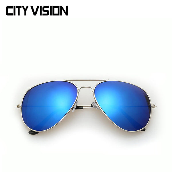 New Polarized Aviator Sunglasses Women Oculos Gold Silver frame Glasses Men UV400 shades male Pilot sunglass Female Eyewear - On Trends Avenue
