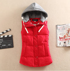 Available in Large Sizes Hooded Oversized Puffer Coat - On Trends Avenue