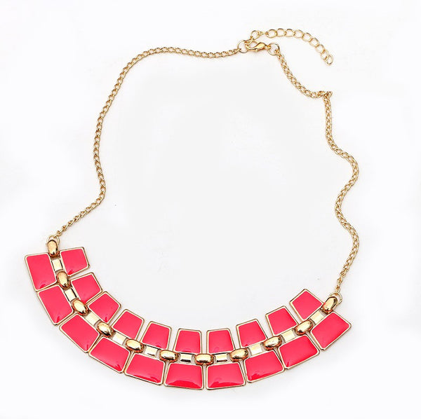 New Brand Statement Choker Vintage Charms Geometry Collar Punk Necklaces&Pendants Women Fine Jewelry A170 - On Trends Avenue