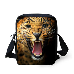 FORUDESIGNS Casual Brand Animal Rottweiler Pattern Messenger Bag for Women Mini Teenager Girls Crossbody Bag Mini Bags - On Trends Avenue