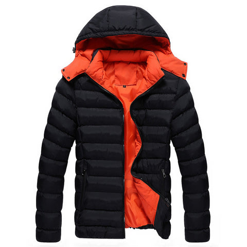 4 COLORS PLUS size M-3XL winter jacket men men's coat winter brand man clothes casacos masculino 2014 - On Trends Avenue