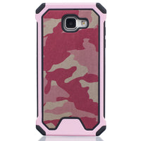 Shockproof Army Armor Hard Camouflage Case For Samsung Galaxy J1 J2 J3 J5 J7 A3 A5 A7 J1 Mini Note 7 Cover Phone Cases - On Trends Avenue