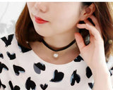 One Direction New Exo Men Short Vintage Love Tattoo Necklace Collares Bijoux Pendants For Women Wedding Jewelry Choker - On Trends Avenue