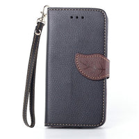 Leaf Clasp PU Leather Case for iPhone 6 Cover Coque Case iPhone 6s Plus Case Flip Wallet Cover for iPhone6 Coque Hoesjes - On Trends Avenue
