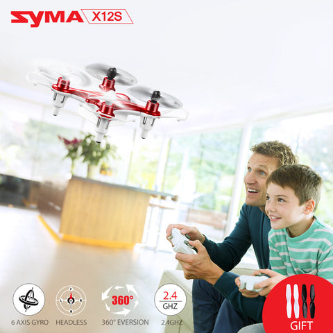 SYMA  4CH 6 Axis Gyro 2.4GHz Remote Control Helicopter - On Trends Avenue