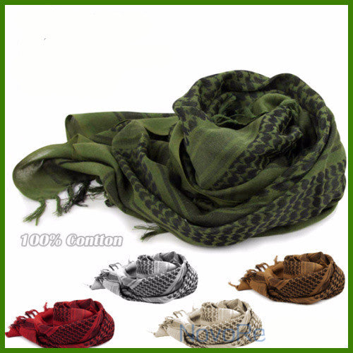 100% luxury Cotton Scarf - On Trends Avenue
