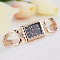 Lvpai Brand Fashion Women Dress Watch Gold Silver Stainless Steel High Quality Female Quartz watches Lady Wristwatch - On Trends Avenue