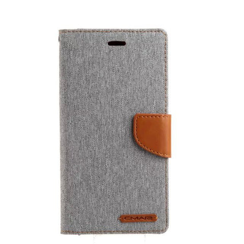Cell Phone Cases For iPhone 6 6s 7 / iPhone 6 6s 7 Plus Luxury Hit Color Jean Canvas Wallet Case with Card Holder Cover Case - On Trends Avenue
