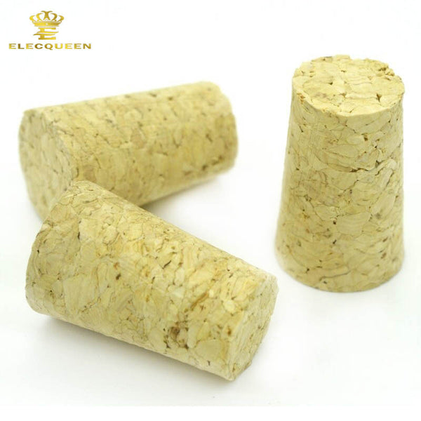 20*15*30mm cone-shape cork stopper for beer bottle,wine bottle sealing plug For brewing wine - On Trends Avenue