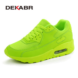 DEKABR Brand Newest Running Shoes For Outdoor Comfortable Women Sneakers Men Breathable Sport Shoes Size 35-44 - On Trends Avenue