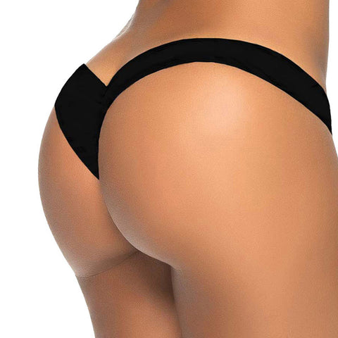 hot seller new V shape sexy brazilian bikini bottom women swimwear thong swimsuit trunk tanga micro briefs Panties Underwear V87 - On Trends Avenue