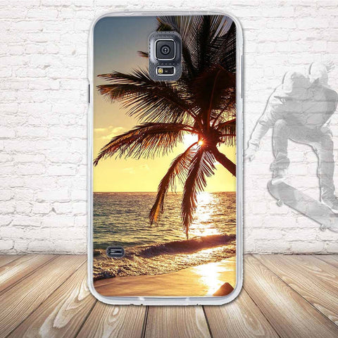 Samsung S5 Phone Case Luxury 3D Relief Silicone Gel Cases Back Soft TPU Cover - On Trends Avenue