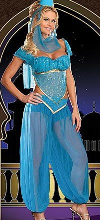 Plus Size XL Sexy Princess Jasmine Costume Adults Women Belly Dance Performance Arab Costume Carnival Halloween  sc 1 st  On Trends Avenue & Plus Size XL Sexy Princess Jasmine Costume Adults Women Belly Dance ...