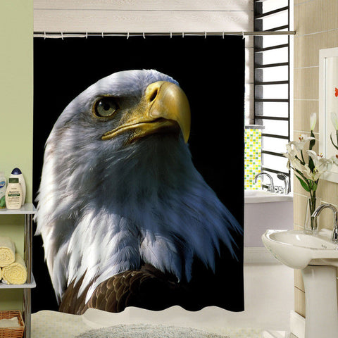 Shower Curtains Fashion  Beautiful Bathroom Products High Quality Waterproof Shower Curtain MK-193